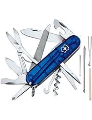 Victorinox 1.7945.T2 Mountaineer Lite Couteau d' Officier Bleu