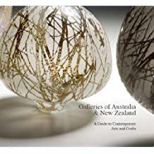 galleries of australia & new zealand: A Guide to Contemporary Arts and Crafts
