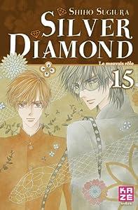 Silver Diamond Edition simple Tome 15