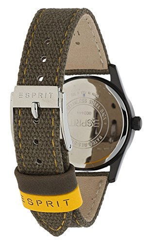 Esprit Jungen Armbanduhr Datum klassisch Quarz Nylon ES103444005 - 2