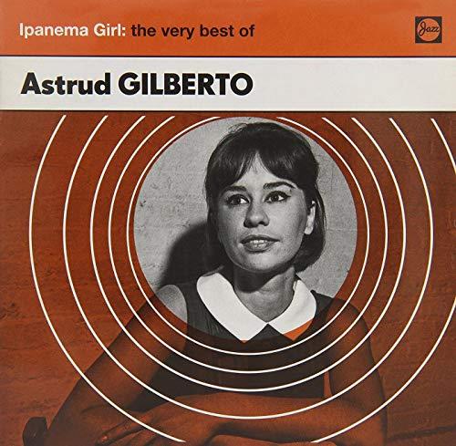 Ipanema Girl:the Very Best of (Brasilianische Musik-cd)