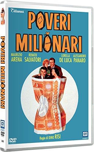 Dvd - Poveri Milionari (Nuova Ed.) (1 DVD)