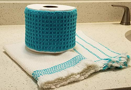 Weaving Pattern for Textured Woven Toilet Paper Wrap (English Edition) (Paper Wrap Roll)