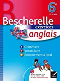 Anglais 6e - Cahier d'exercices by Sylvie Collard-Rebeyrolle (2011-06-22) - Hatier - 22/06/2011