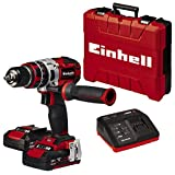 Einhell TE-CD 18 Li-i BL Power-X-Change - Taladro...