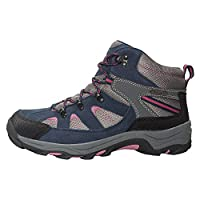 Mountain Warehouse Womens Ladies Rapid Waterproof Breathable Walking Hiking Trail Shoes Boot