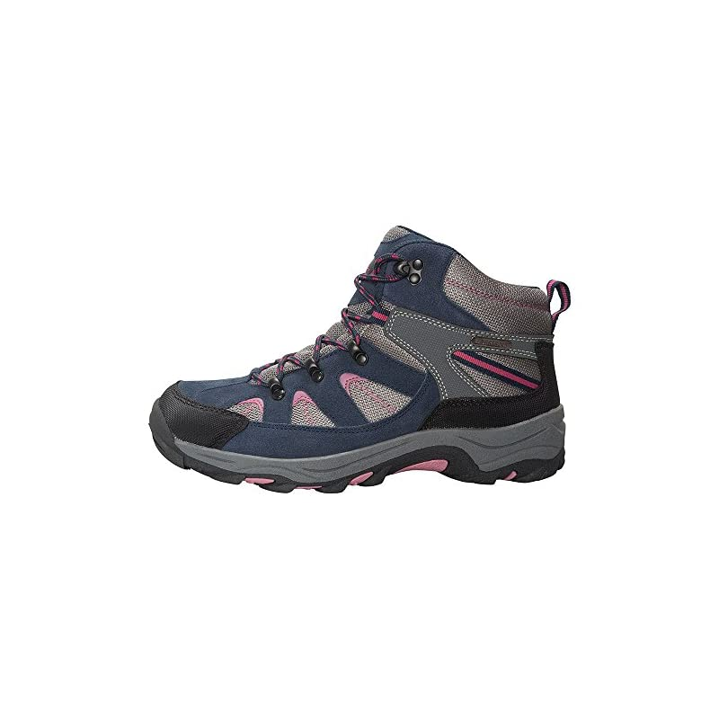 5fc0dac46e95a Mountain Warehouse Womens Ladies Rapid Waterproof Breathable Walking Hiking  Trail Shoes Boot