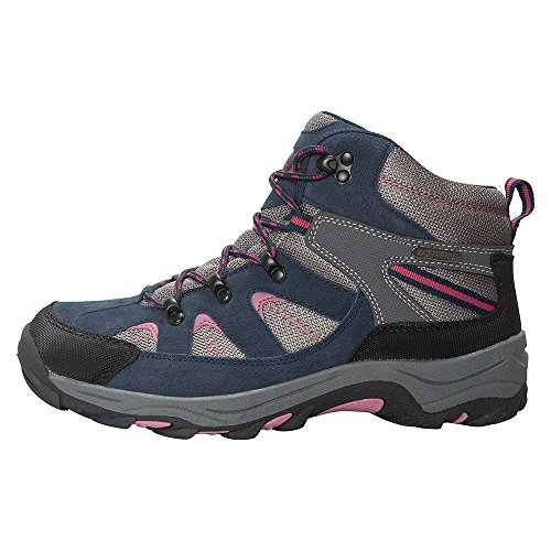 Mountain-Warehouse-Womens-Ladies-Rapid-Waterproof-Breathable-Walking-Hiking-Trail-Shoes-Boot
