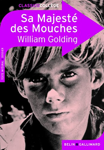 Sa Majesté des Mouches par William Golding