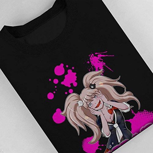 Despair Junko Enoshima Danganronpa Women's Sweatshirt Black