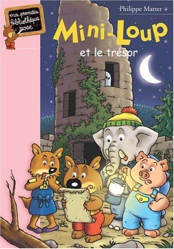Mini-Loup et le trésor