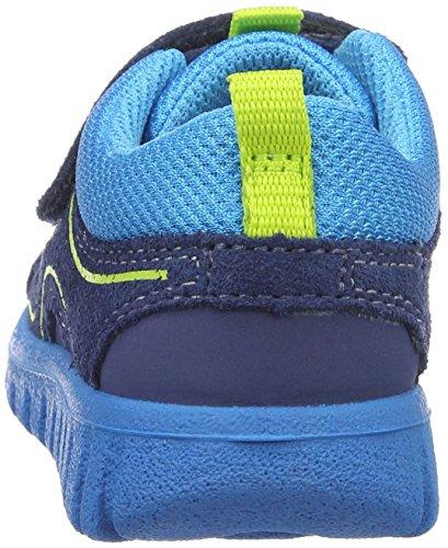 SuperfitSPORT7 MINI - Scarpe Primi Passi Bimbo 0-24 Blau (bluet Multi)