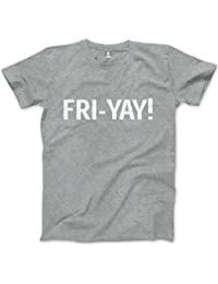 Hot Scamp Friyay - Friday Weekend - Mens Unisex T-Shirt