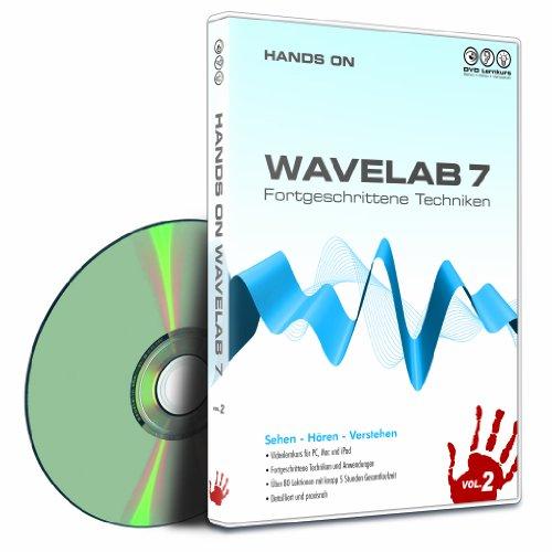 Hands on Wavelab 7 Vol. 2 - Fortgeschrittene Techniken (PC+Mac+iPad)
