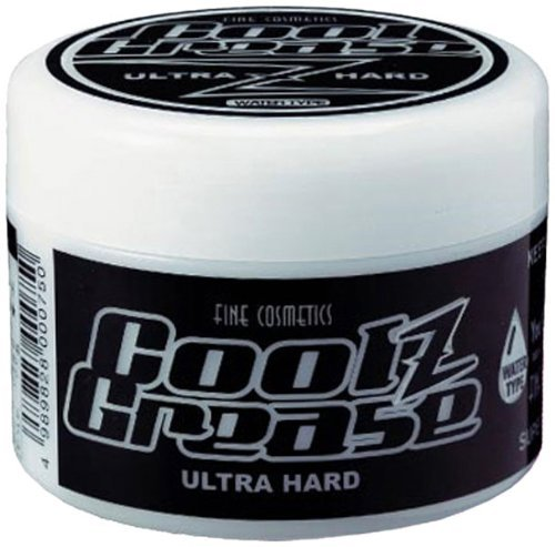 Cool Grease Pomade Pocket - 30g - Ultra Hard - Fine Fragrance