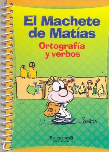 Machete 3 - Ortografia y Verbos