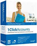 Picture Of Avanquest Small Business Manager: 1 Click Accounts 2007 (PC)