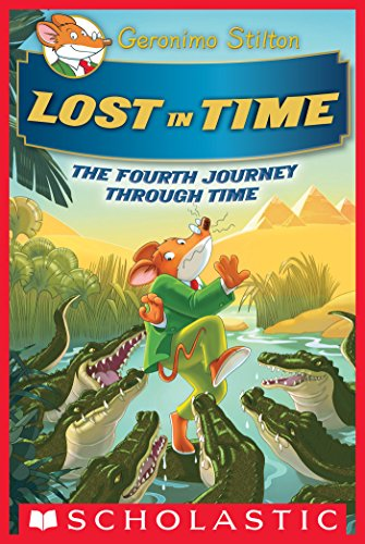 Lost in Time (Geronimo Stilton Journey Through Time #4) (English ...