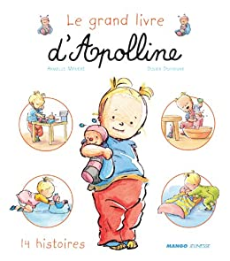 Le grand livre d'Apolline eBook: Didier Dufresne, Armelle