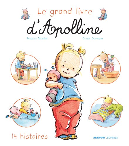 Le grand livre d'Apolline (Les petites vies d'Apolline)
