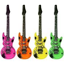Hen and Stag Accessories - Set de 4 guitarras hinchables