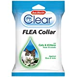 Clear Bob Martin Cat Flea Collar