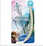 #8: Frozen Elsa/Anna Accessories (Crown + Hair Band + Frozen Wand)
