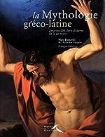 La Mythologie gréco-latine à travers 100 chefs-d'oeuvres de la peinture de Marc Fumaroli