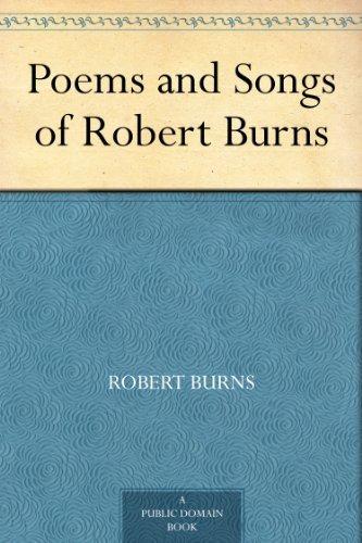 Robert Song (Poems and Songs of Robert Burns (English Edition))