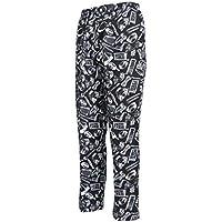 MagiDeal Pantalones de Cocinero Uniforme de Trabajo Cómodos Elásticos Ropa Formal Unisexo - 10