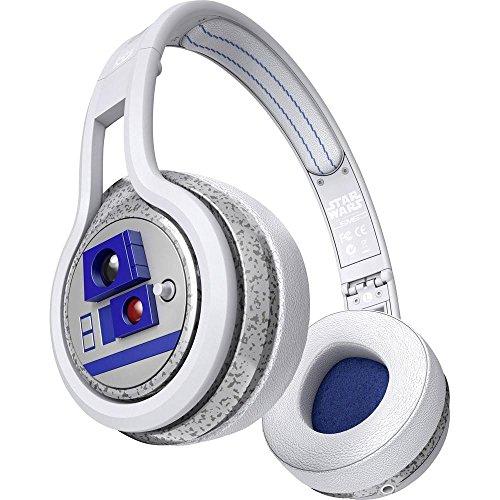 SMS Audio - Cuffia Street Edizione Star Wars R2-D2, On Ear, Bianco