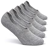 PinKit 5 Pairs Pack Socks for Men & Women's Cotton Casual Low Cut