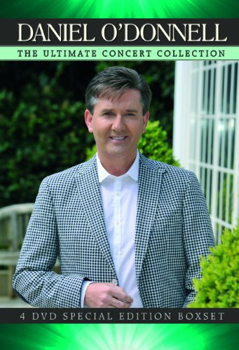 Rosette Collection (Daniel O'Donnell The Ultimate Concert Collection [4 DVDs] [UK Import])