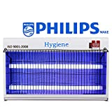 PHILIPS Hygiene™ 40W JUMBO Flying Insect Killer [1 YEAR WARRANTY] UV Tube Insect Catcher Bug Zapper Repellent Machine With HIGH VOLTAGE CURRENT RECTIFIER ELECTRIC SYSTEM