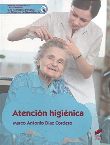 Atención higiénica (Servicios Socioculturales y a la comunidad) por Marco Antonio Díaz Cordero