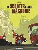 Hector Kanon, Tome 2 - Un scooter dans la mâchoire