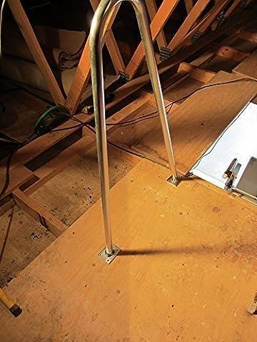 Deluxe/Metal Loft Balance Safety Rail Colour