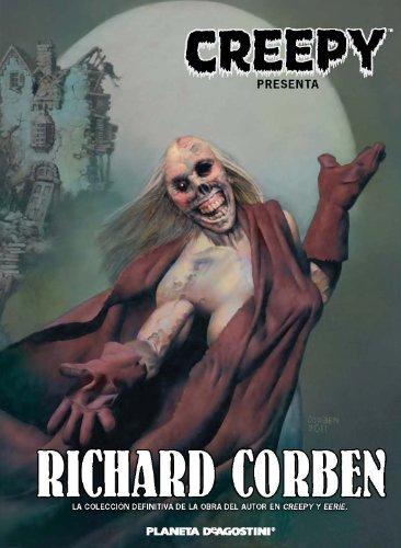 Creepy Richard Corben (Independientes USA) por Richard Corben
