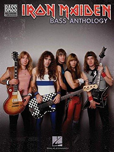Iron Maiden Bass Anthology (Bass Recorded Versions) por Steve Harris