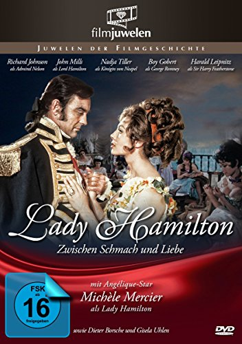 Bild von Lady Hamilton - Zwischen Schmach und Liebe (Filmjuwelen)