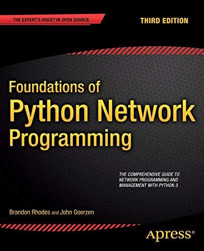 Foundations of Python Network Programming por Brandon Rhodes