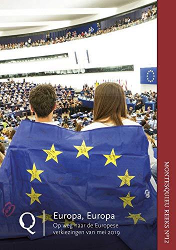Europa, Europa (Montesquieureeks Book 12) (Dutch Edition)