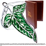 Noble Collection Elven Leaf Brooch