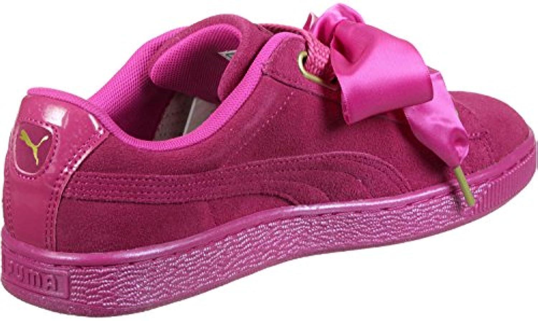 Puma Suede Heart Safari, Zapatillas para Mujer -