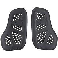 Alpinestars Nucleon KR-Ci Chest Pad Protector Inserts Black MD/XL by Alpinestars