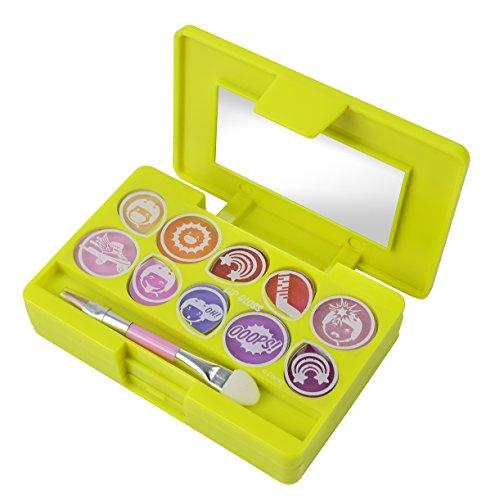 Disney Soy Luna Beauty-Set für Mädchen (umfangreiches 26-teiliges Schmink-Set für Lippen, Augen...