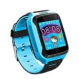 WitMoving - Reloj Inteligente para niños con Monitor Remoto y Linterna SOS