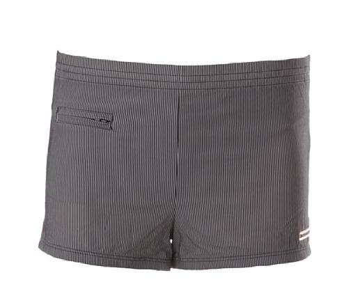 Blue Chips Herren Shorts Melborn small black stripes