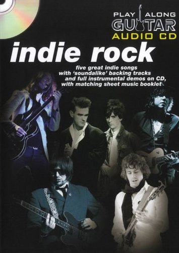 Play Along Guitar Audio CD: Indie Rock Guitare+CD por Arthur (Arrang Dick