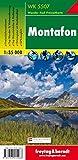 Freytag Berndt Wanderkarten, WK 5507, Montafon - Maßstab 1:35.000 (freytag & berndt Wander-Rad-Freizeitkarten)